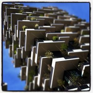 Vertikalaträdetbyggnaden